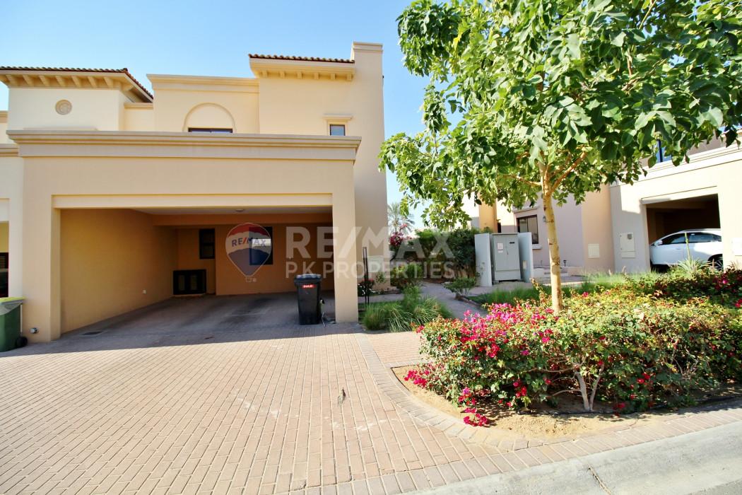 Prime Location   Type 2E   3 Bed   Single Row - Mira 5, Mira, Reem, Dubai