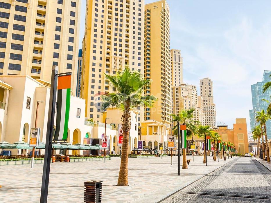Spacious 1 bed for rent in Murjan 1   2 balconies - Murjan 1, Murjan, Jumeirah Beach Residence, Dubai