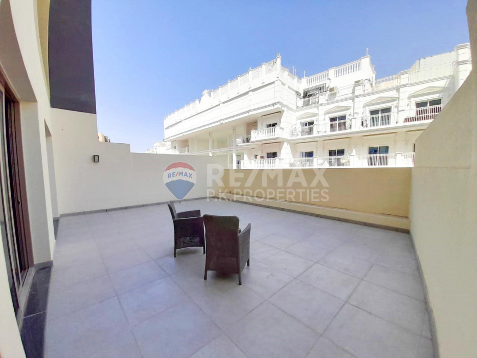 12 Cheques | Large terrace | Bills included | 1 Bed - The Wings, Arjan, Dubai