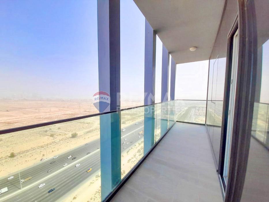 Multiple cheques | Brand new | High floor - Bloom Towers, Jumeirah Village Circle, Dubai