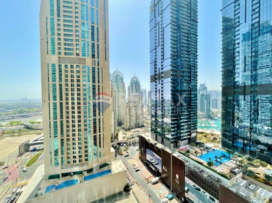 Vacant | Full Maintenance Contract | High Floor - The Torch, Dubai Marina, Dubai