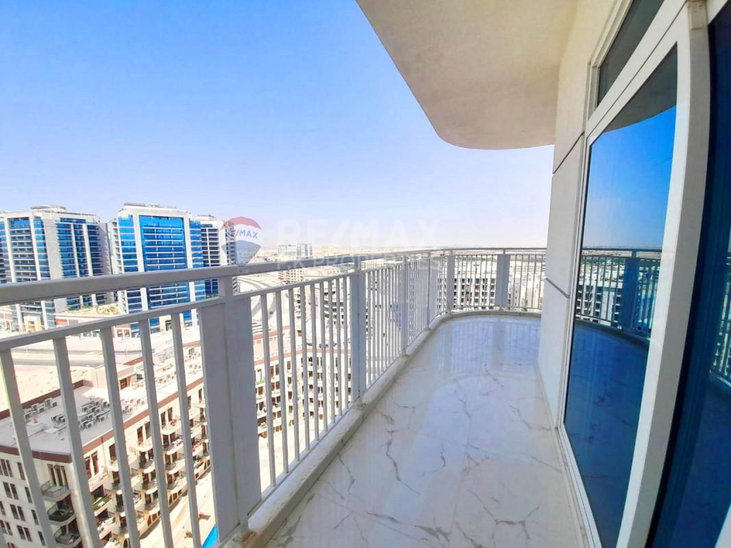 2 months free | 2 bed |Unfurnished - Geepas Tower, Arjan, Dubai