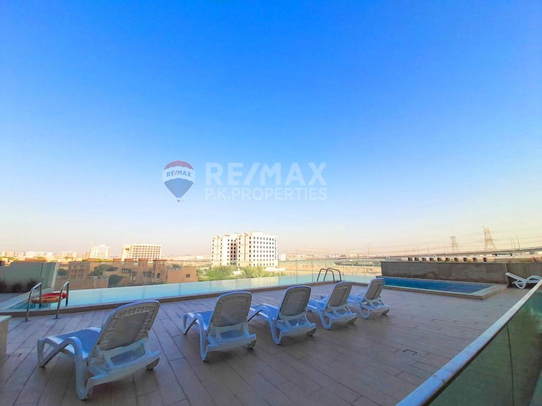12 Cheques   Chiller free   Villa views - Topaz Avenue, Al Furjan, Dubai