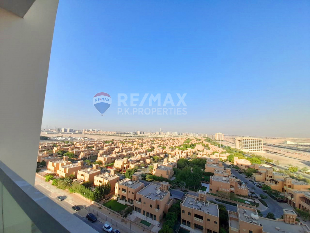 12 cheques   Chiller Free   2 months free   1 bed - Topaz Avenue, Al Furjan, Dubai