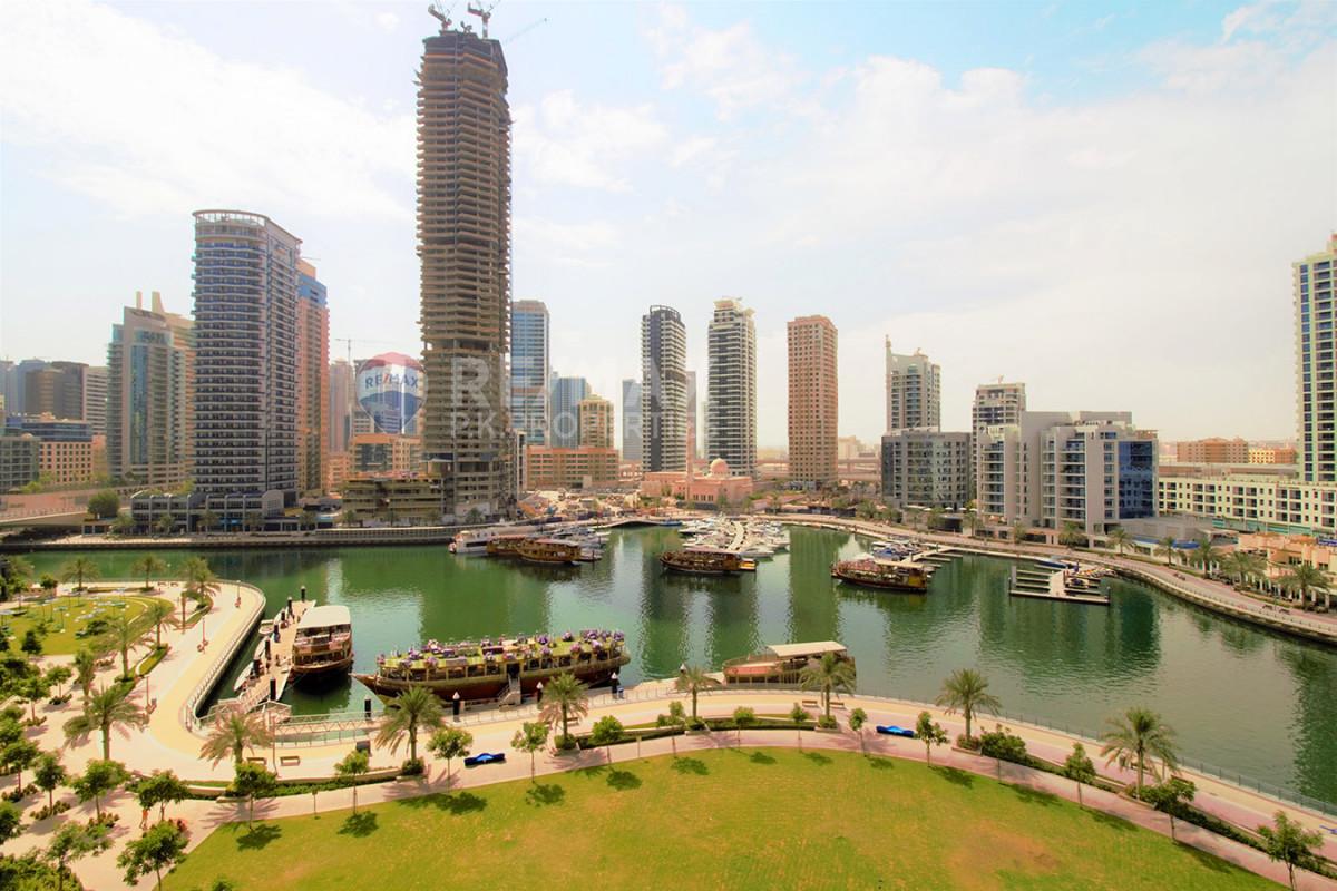 Massive 2 Bed with Full Marina View - The Jewel Tower A, The Jewels, Dubai Marina, Dubai
