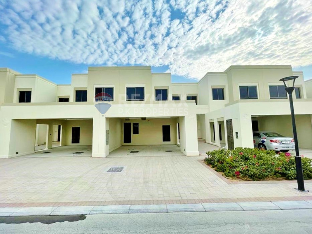 Ready to Move In | 3 Bedroom plus Maids | Naseem - Naseem Townhouses, Town Square, Dubai