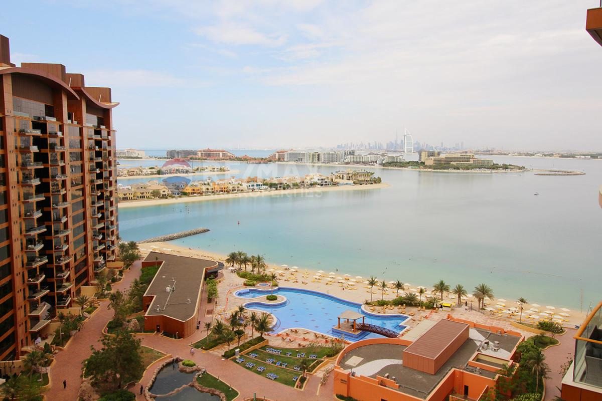 Stunning Views | Best Price | Multiple Options - Amber, Tiara Residences, Palm Jumeirah, Dubai