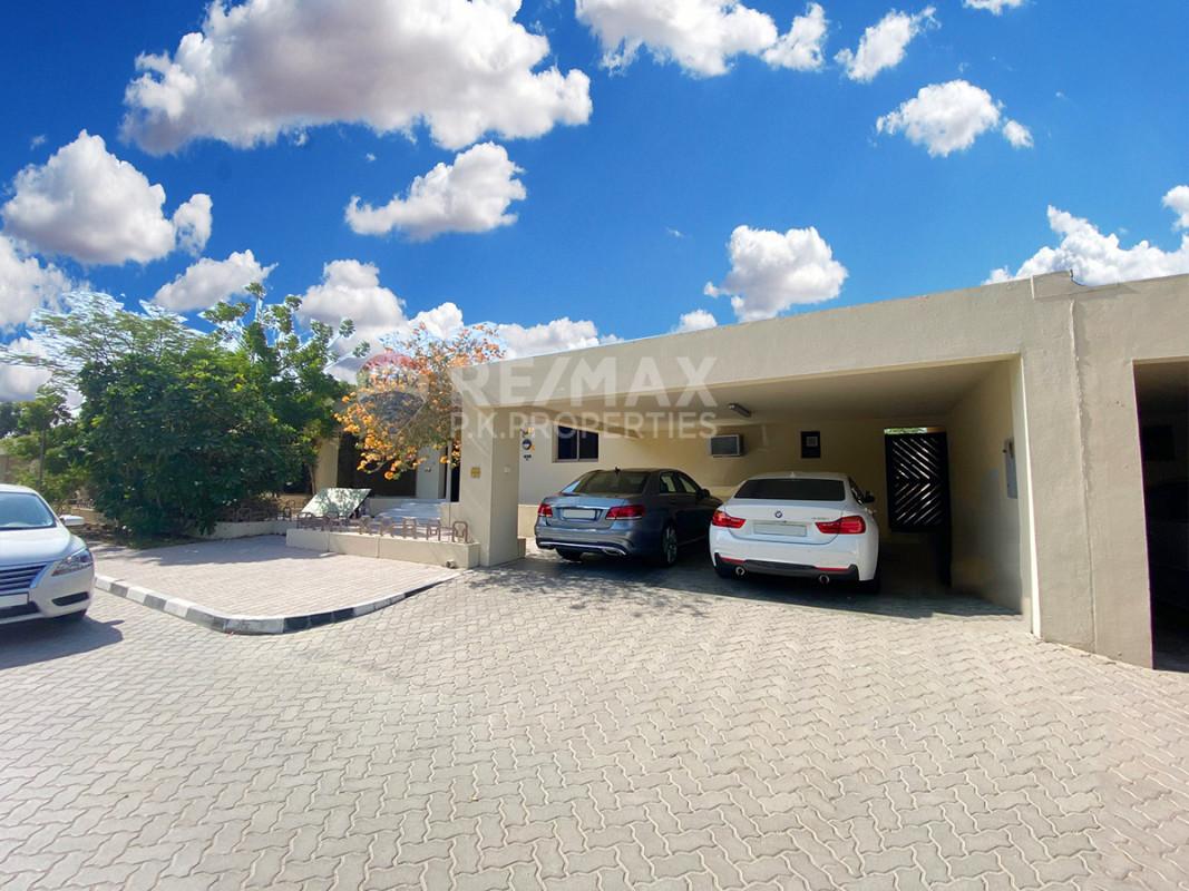Upgraded Large Layout | Vacant | Gated Community - Palma Spring Village, Al Sufouh 1, Al Sufouh, Dubai