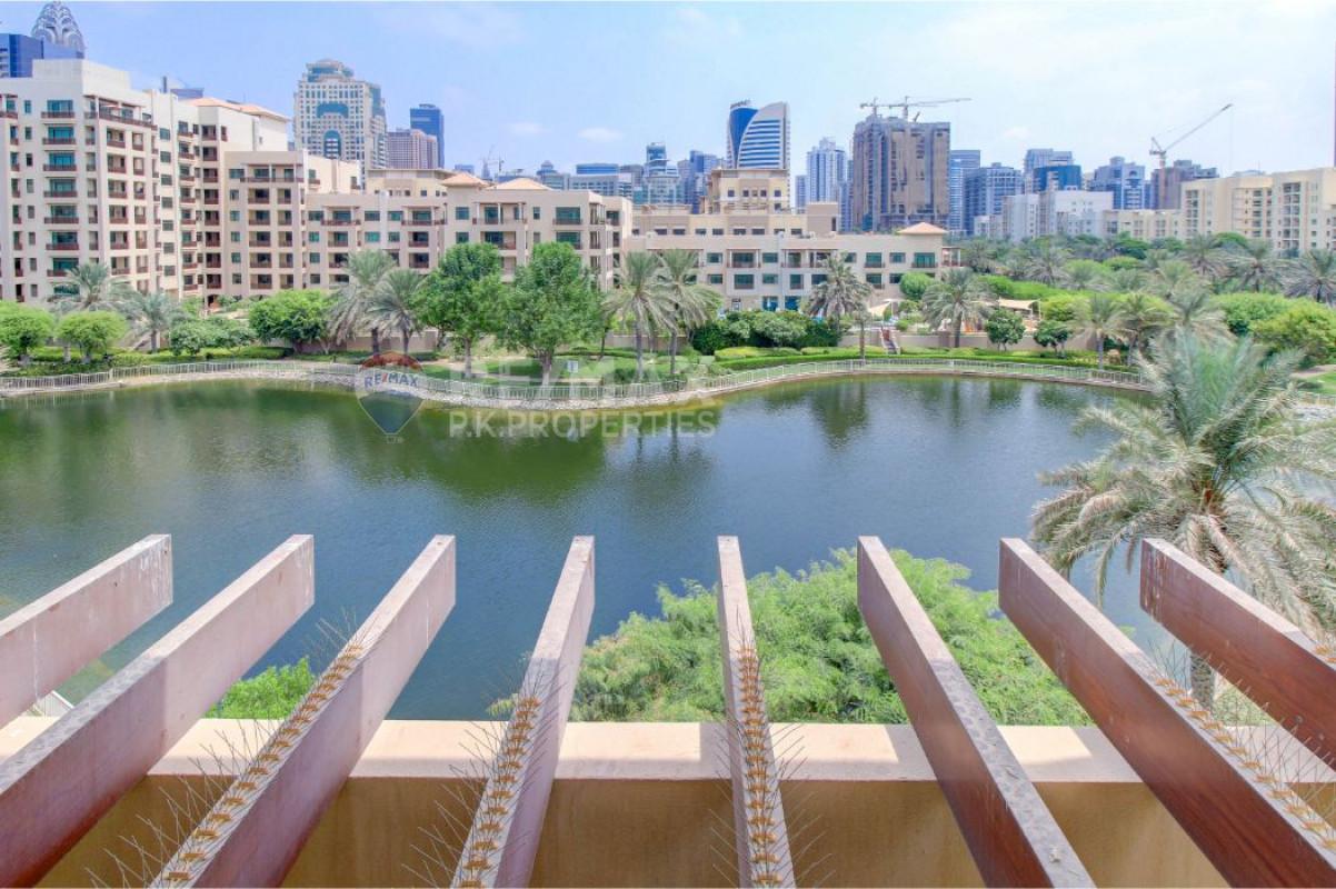 Fully Furnished | Duplex | Full Canal Views - Canal Villas, The Views, Dubai