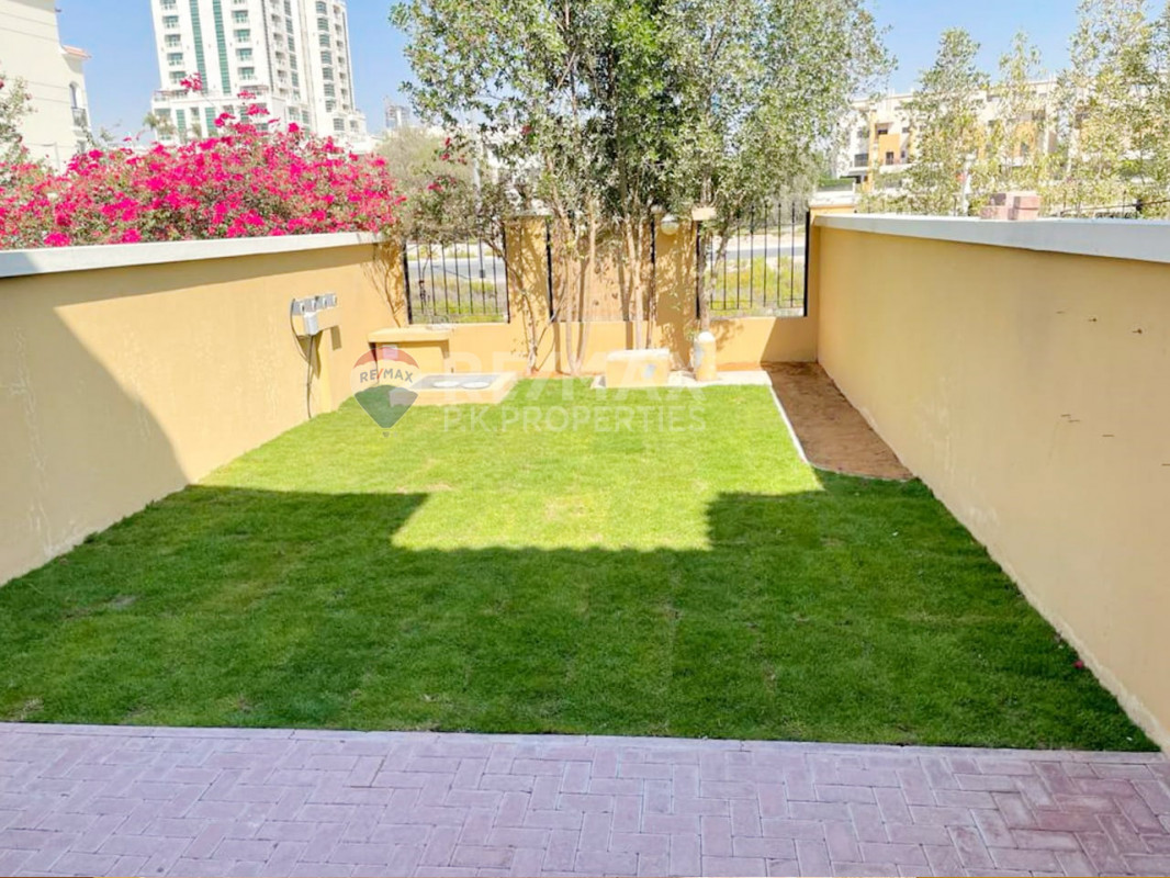 Upgraded | Kitchen appliances included | Garden - District 12K, Jumeirah Village Circle, Dubai