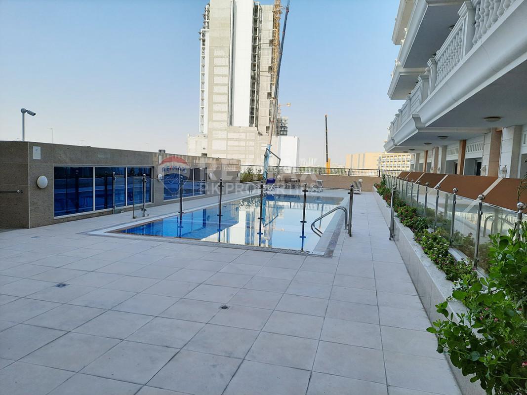 Huge Layout   1 month free   6 Payments   Adore JVC - Adore, Jumeirah Village Circle, Dubai