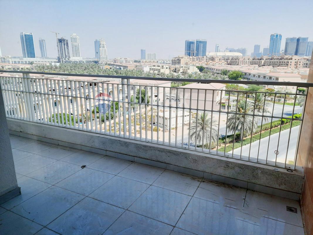 Huge terrace | 1 bhk | 6Chqs | 15Days Free |Best deal - Serena 1, Serena Residence, Jumeirah Village Circle, Dubai