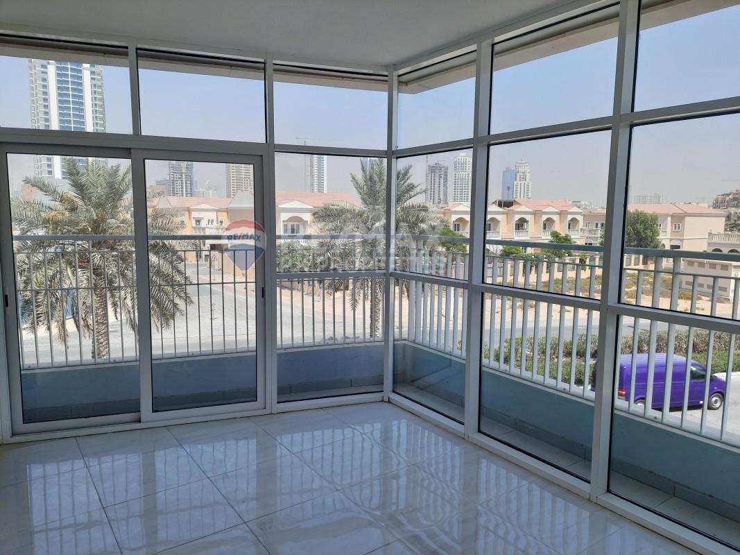 2BR Pay 6Chqs   15Days Free   Huge glass windows   Good view - Serena 1, Serena Residence, Jumeirah Village Circle, Dubai