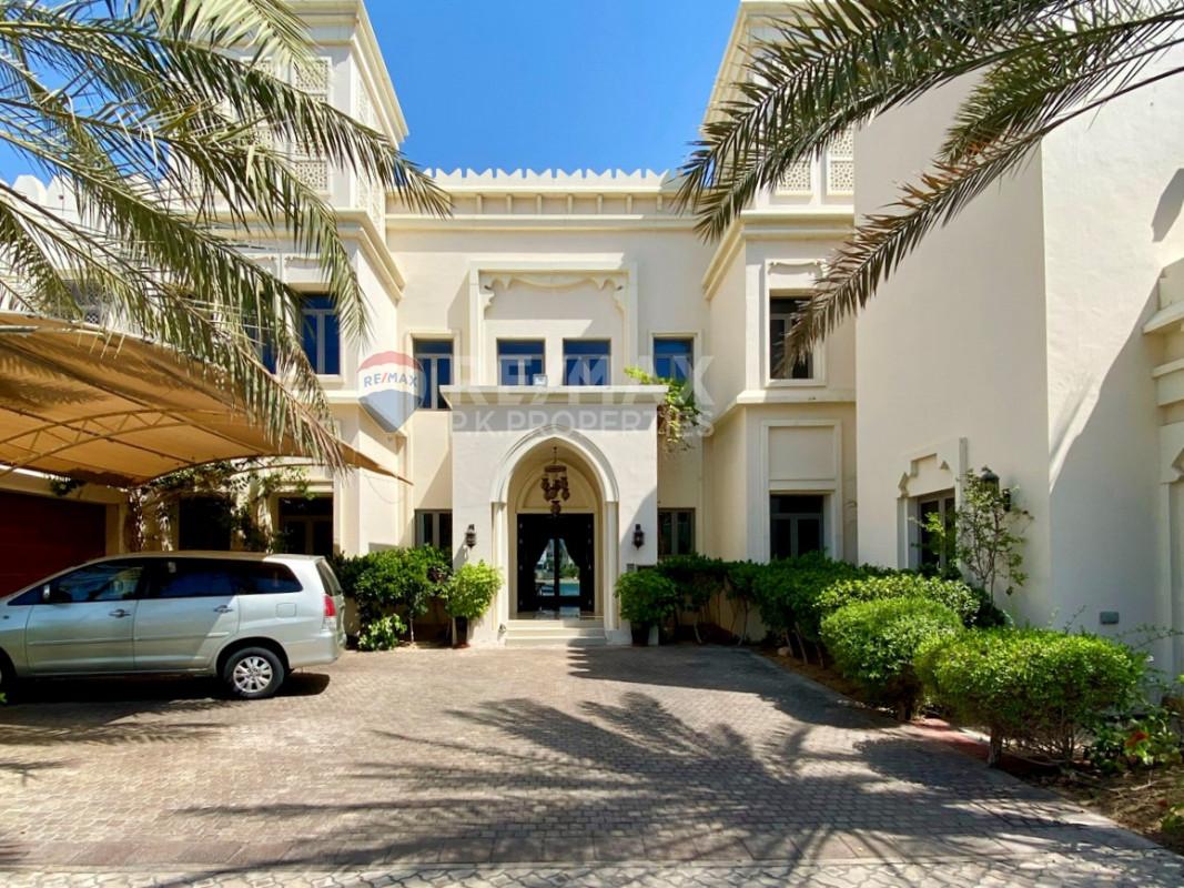 VACANT | HOT DEAL | Luxuriously Furnished - Signature Villas Frond L, Signature Villas, Palm Jumeirah, Dubai