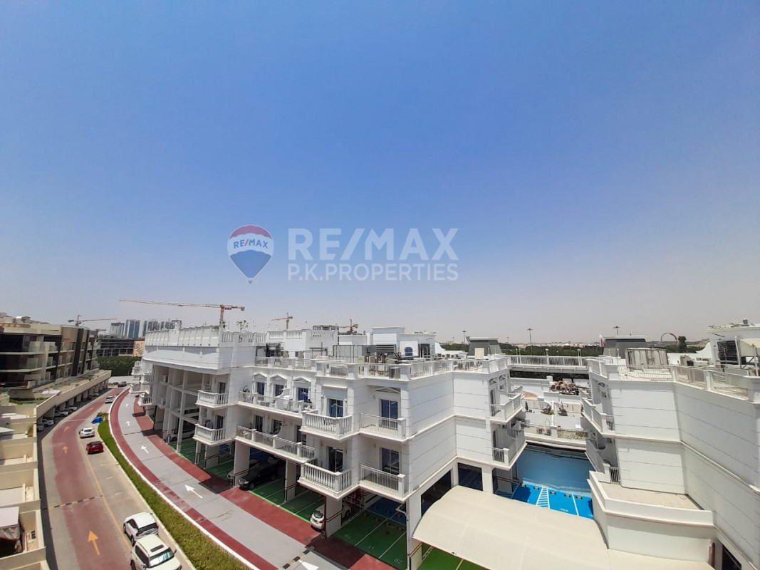 12 Cheques | Bills included | Fully furnished - The Wings, Arjan, Dubai
