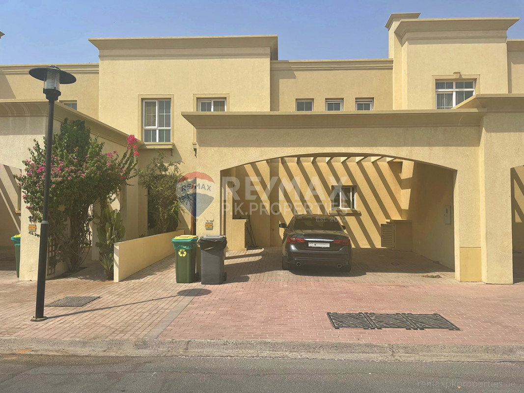 Well Maintained | Extended Type 3M | 3 Bed + Study - Springs 1, The Springs, Dubai