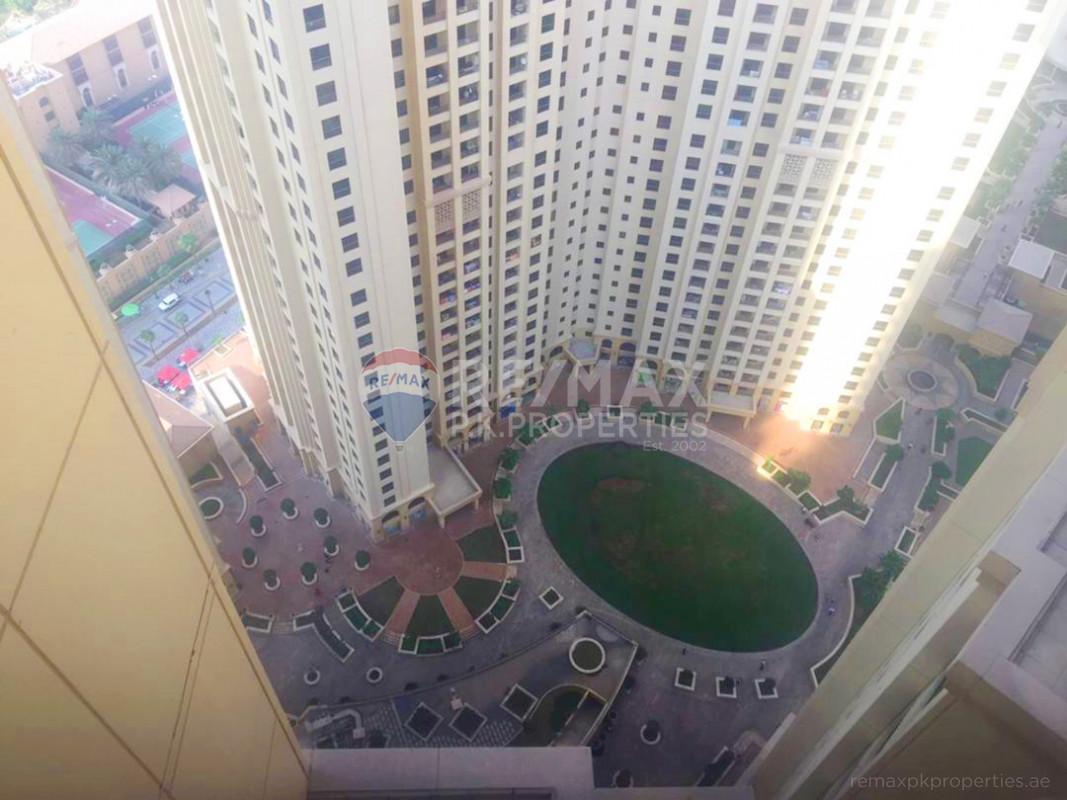 Exclusive BIG 4BR apartment in JBR unfurnished - Sadaf 2, Sadaf, Jumeirah Beach Residence, Dubai