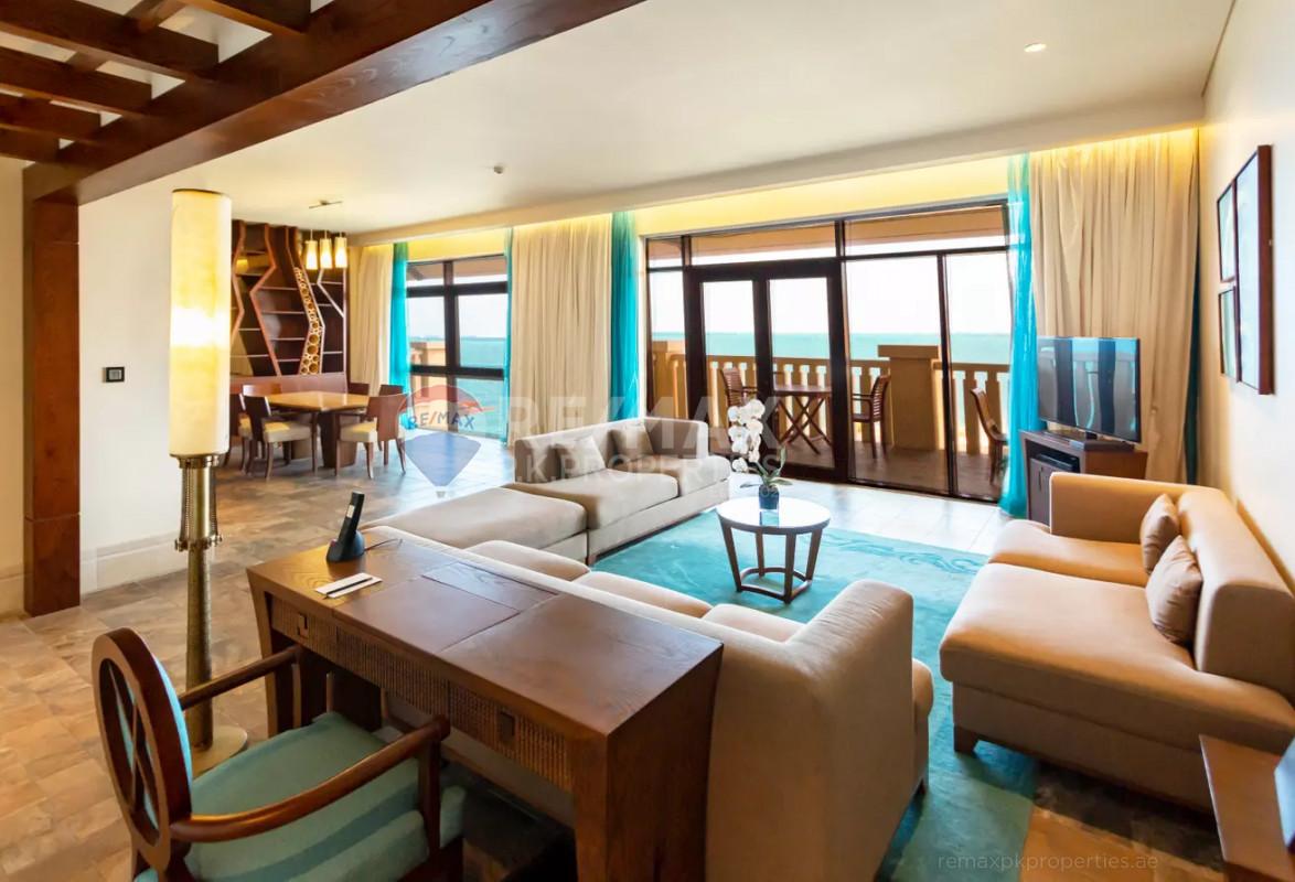 All Bills Incl | Hotel Facilities | Sea View - Sofitel Dubai The Palm, The Crescent, Palm Jumeirah, Dubai
