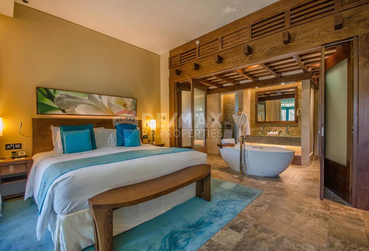 All Bills Incl | Sea View | Hotel Facilities - Sofitel Dubai The Palm, The Crescent, Palm Jumeirah, Dubai