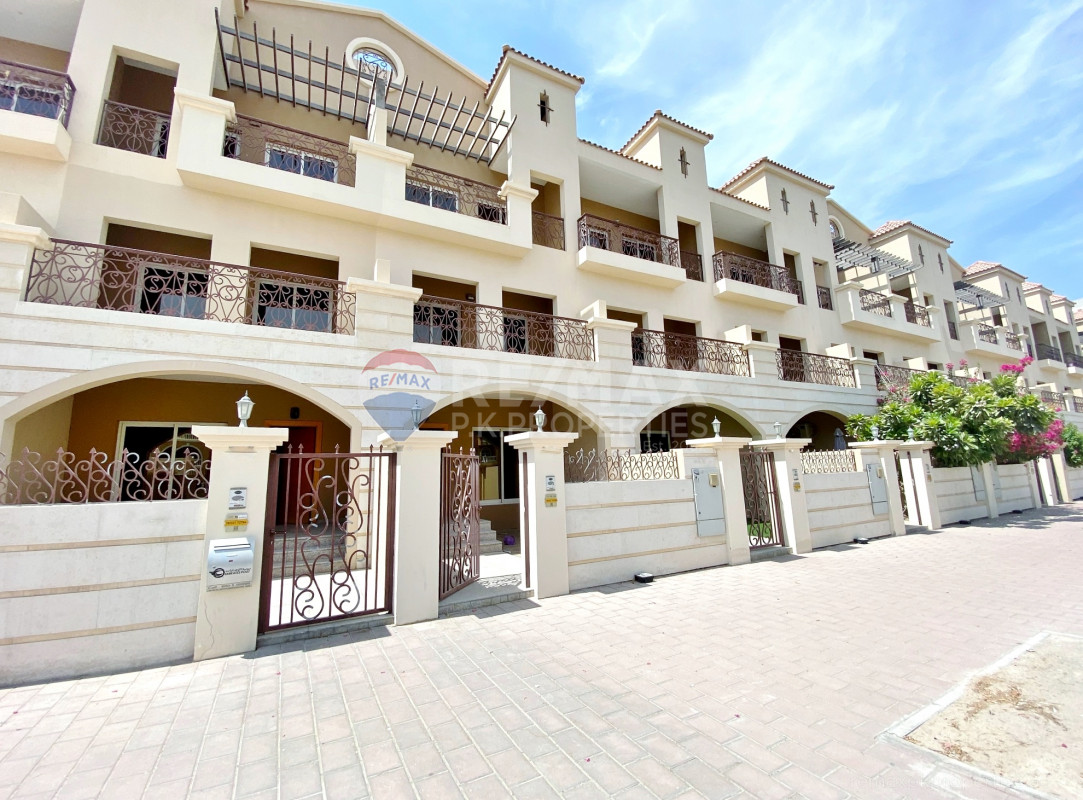 Townhouse | 4 Bed + Maids | Good offer - Mulberry Park, Jumeirah Village Circle, Dubai