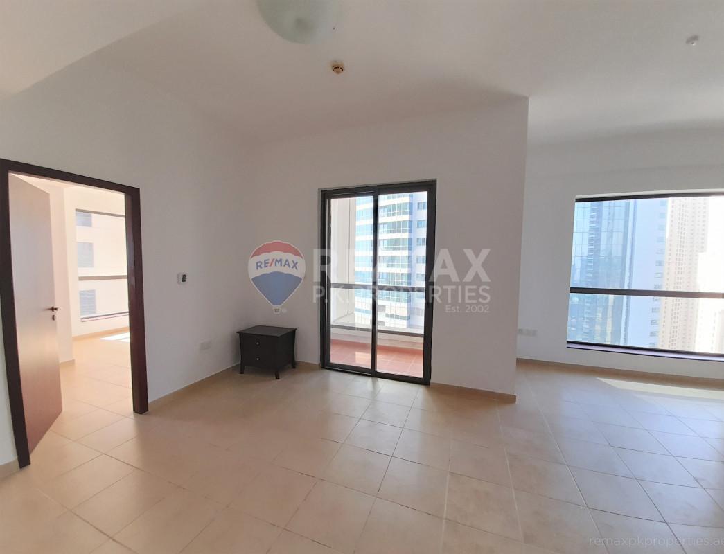 1 bedroom in Bahar | Unfurnished| Vacant soon - Bahar 6, Bahar, Jumeirah Beach Residence, Dubai
