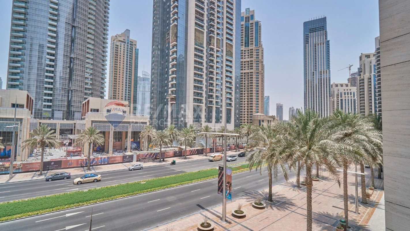 GREAT BLVD VIEWS  |  NEW | VACANT - BLVD Heights Podium, BLVD Heights, Downtown Dubai, Dubai