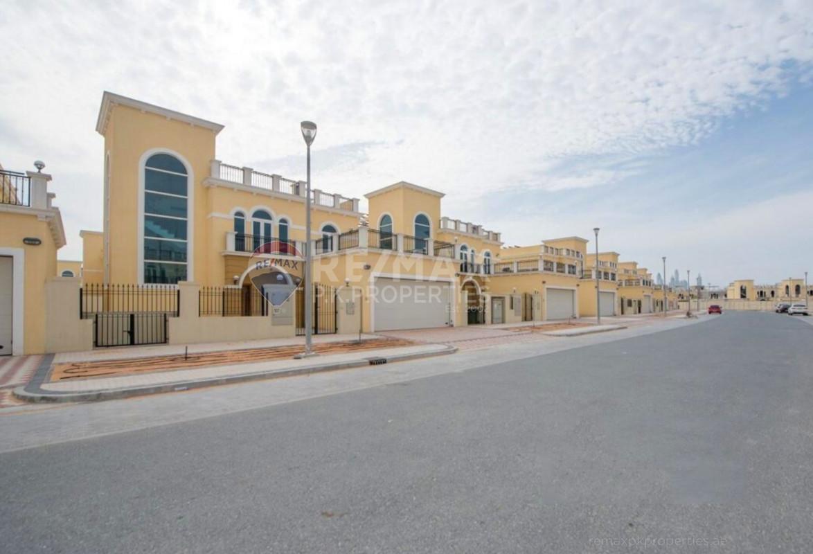 Vacant  | Legacy Nova | Available Now - Legacy Nova Villas, Jumeirah Park, Dubai