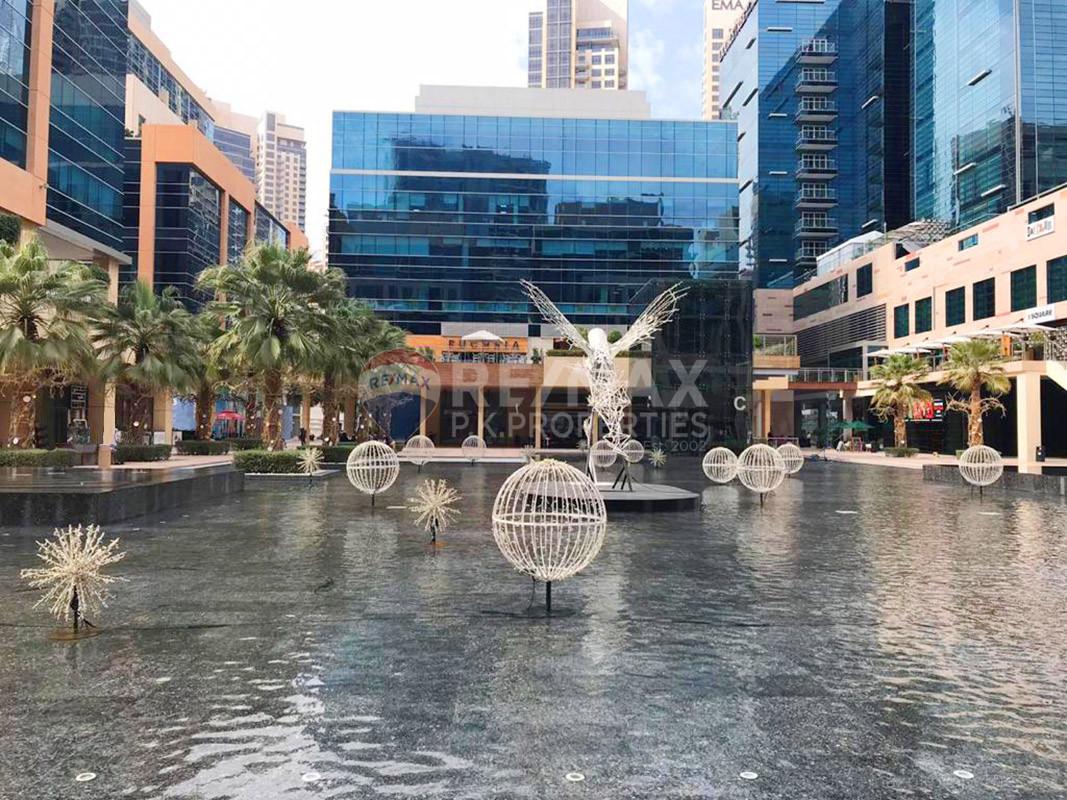 Luxury Fully Furnished Studio | High Floor - DAMAC Majestine, Business Bay, Dubai