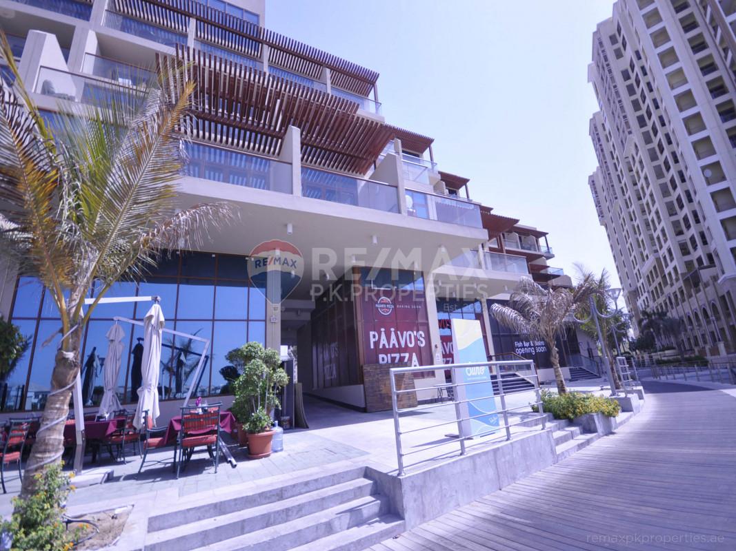 Fantastic Deal | Beautifully Furnished | Exclusive - Palm Views West, Palm Views, Palm Jumeirah, Dubai