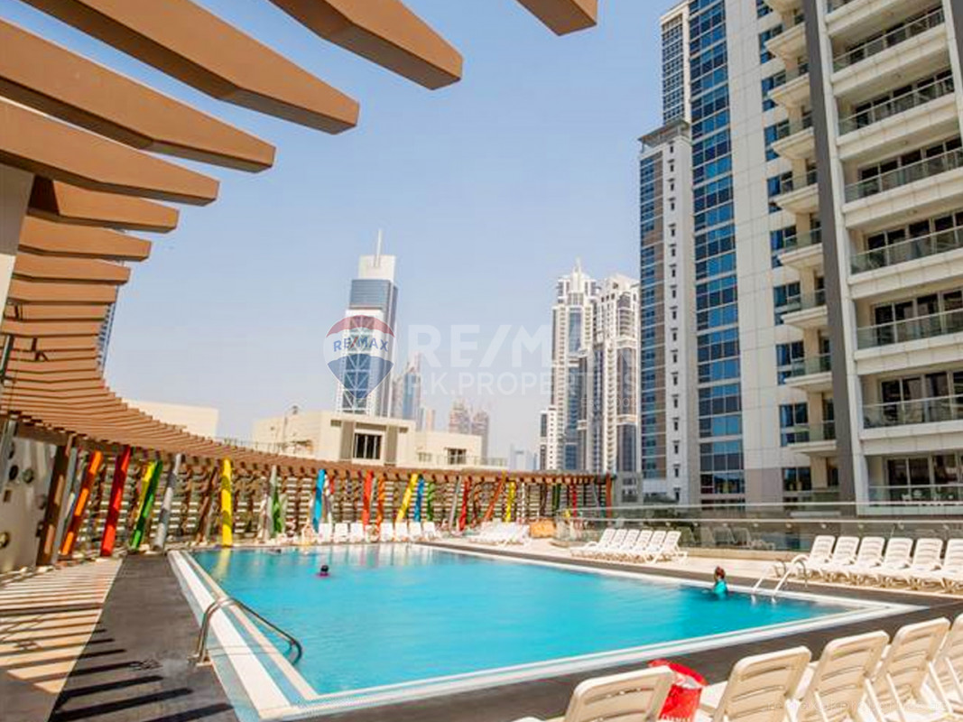 Spacious 1 BHK   Ready To Move IN   Terrace - Executive Tower M, Executive Towers, Business Bay, Dubai
