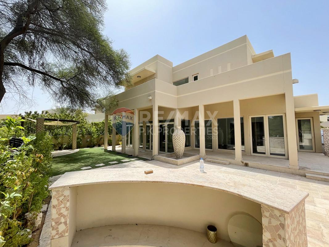 Prime Location | Fully Upgraded | Backing Park - Saheel 1, Saheel, Arabian Ranches, Dubai