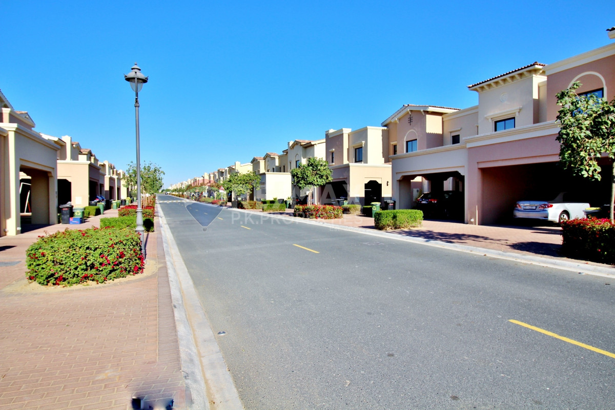 Upgraded | Type 2E | Single Row - Mira 2, Mira, Reem, Dubai