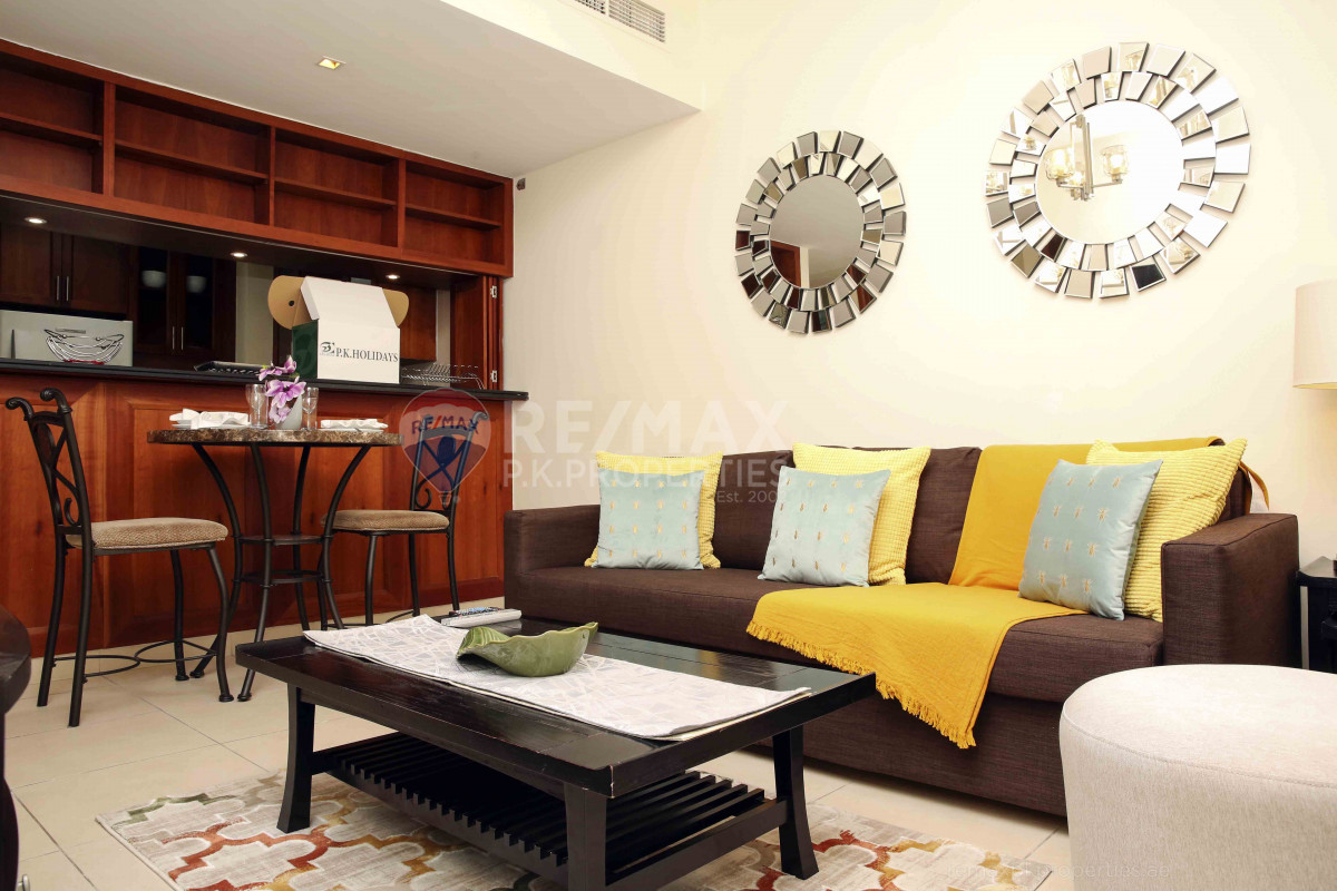 Fully Furnished 1 Bedroom Apartment in Arno - Arno A, Arno, The Views, Dubai