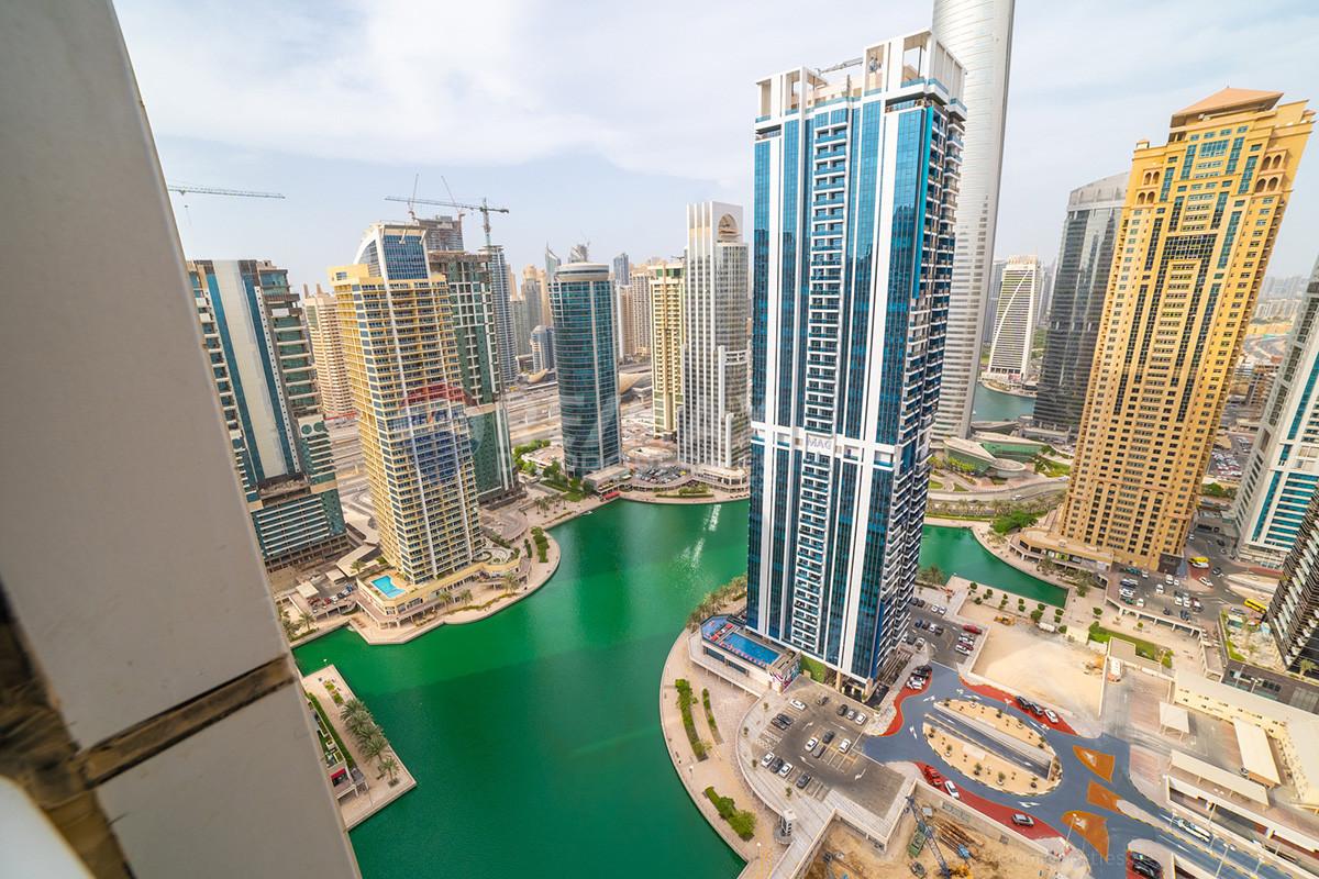 Full Lake View I Multiple Cheques I 1 Plus Study - Preatoni Tower, Lake Almas West, Jumeirah Lake Towers, Dubai