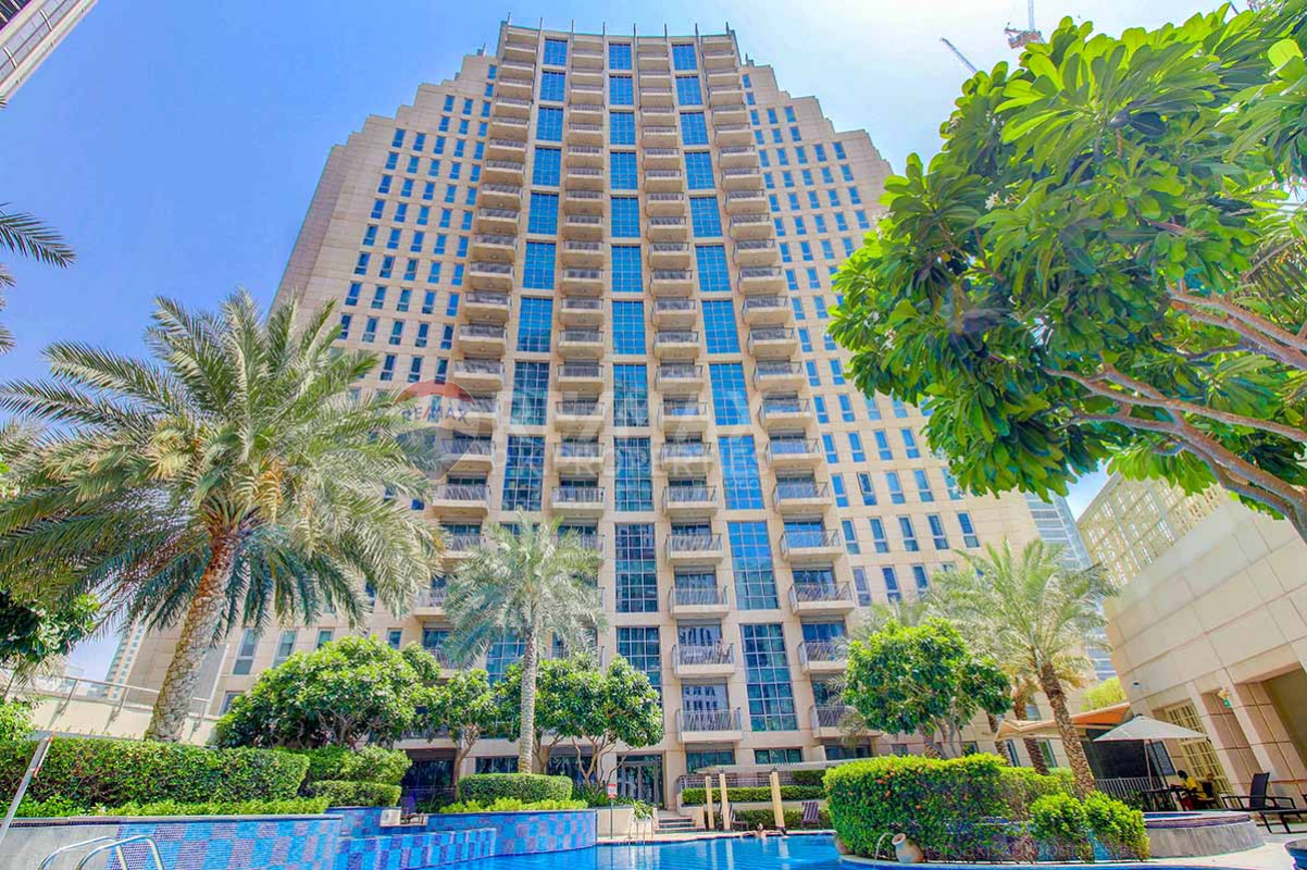 PRIME LOCATION | VACANT | ALL BILLS IN - Standpoint Tower 1, Standpoint Towers, Downtown Dubai, Dubai