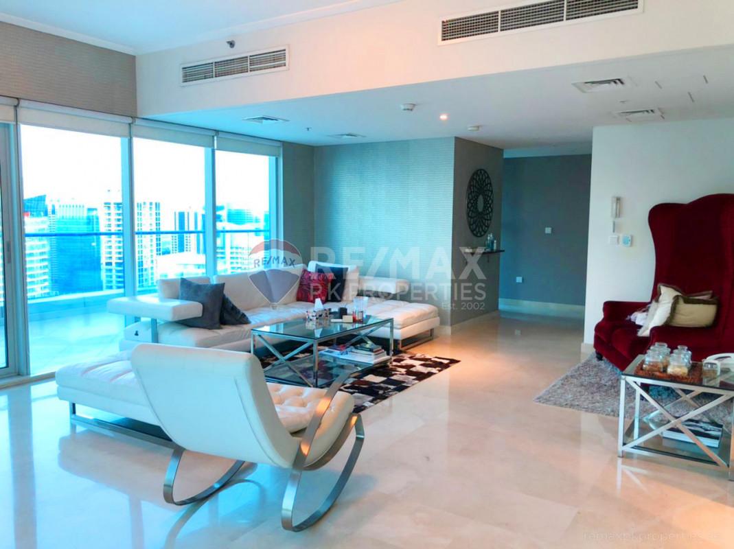 Spacious 3+M Penthouse | High Floor | Huge Balcony - Paloma Tower, Marina Promenade, Dubai Marina, Dubai