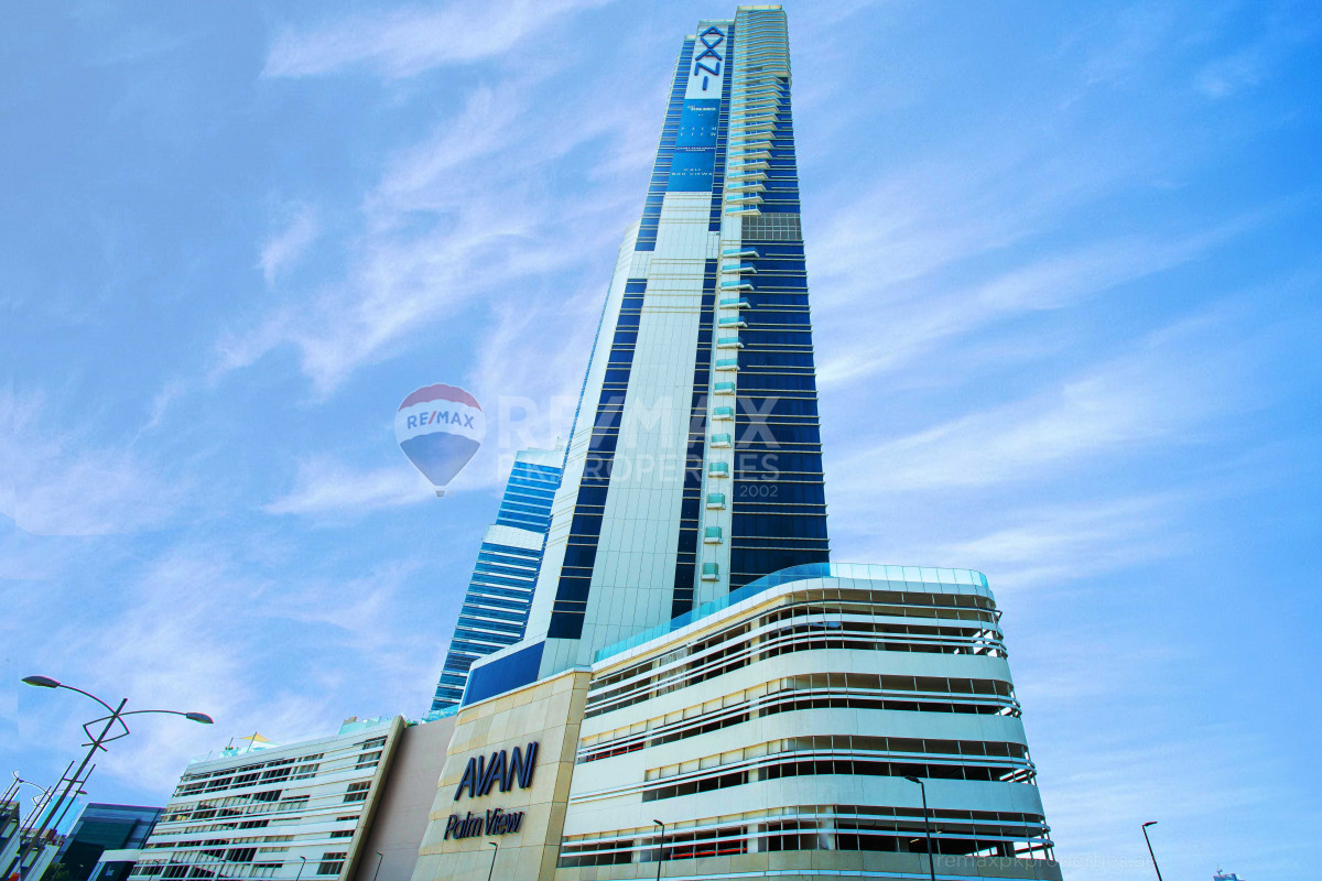 Fully furnished 1 Bed| Vacant| Sea view - Avani Palm View Hotel & Suites, Dubai Media City, Dubai