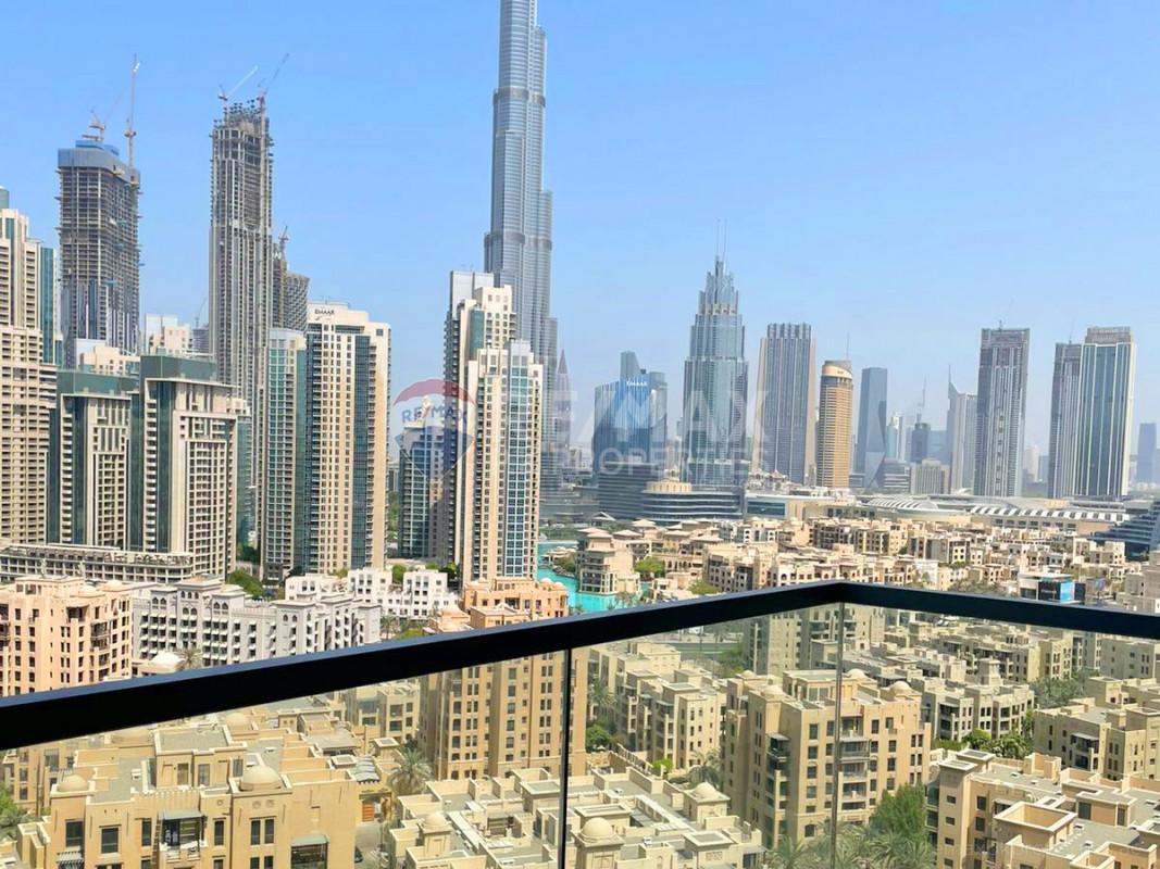 Bright 1BHK | Burj Khalifa View | Brand New - Bellevue Tower 2, Bellevue Towers, Downtown Dubai, Dubai