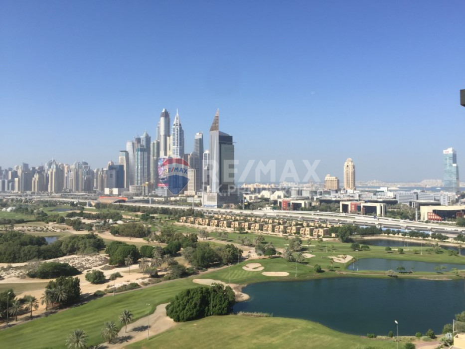 Exclusive 2BR | Full Golf Course View |Golf Tower