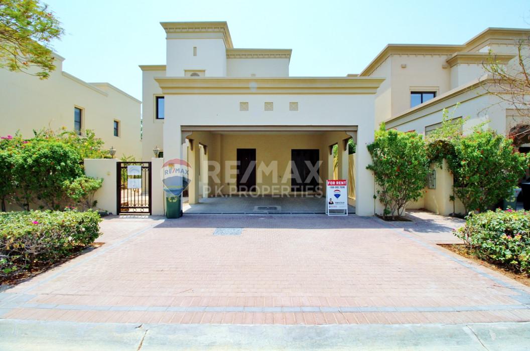 Type 3   4 Bed+Maids   Modern Finish   Tenanted - Casa, Arabian Ranches 2, Dubai