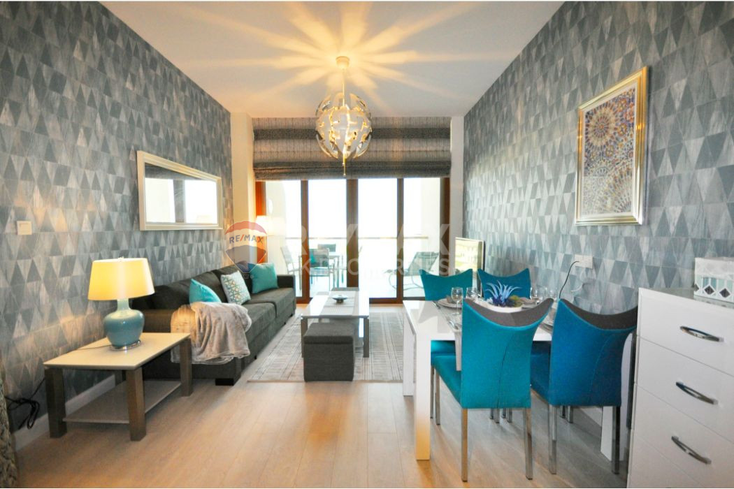 Fully Furnished | Upgraded | Vacant | Exclusive - Palm Views East, Palm Views, Palm Jumeirah, Dubai