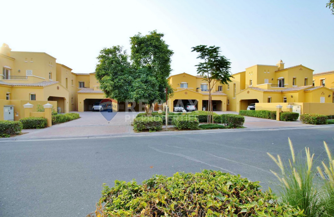 Facing Park and Pool | Perfect for Investors - Palmera 3, Palmera, Arabian Ranches, Dubai
