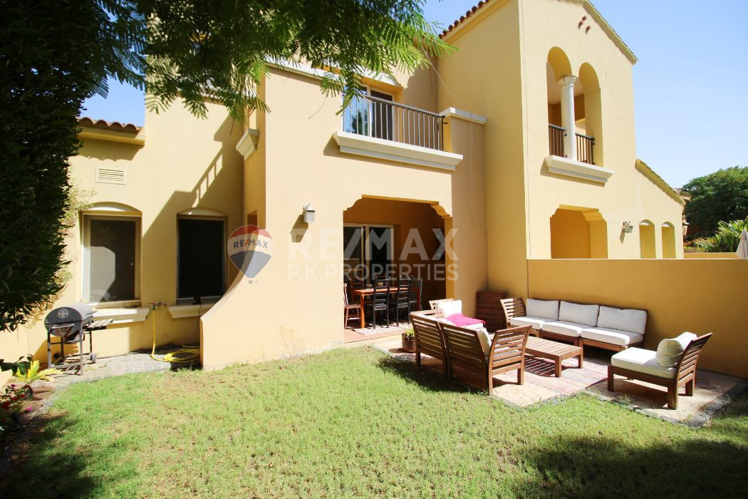 Single Row | Prime Location |Upgraded - Palmera 4, Palmera, Arabian Ranches, Dubai