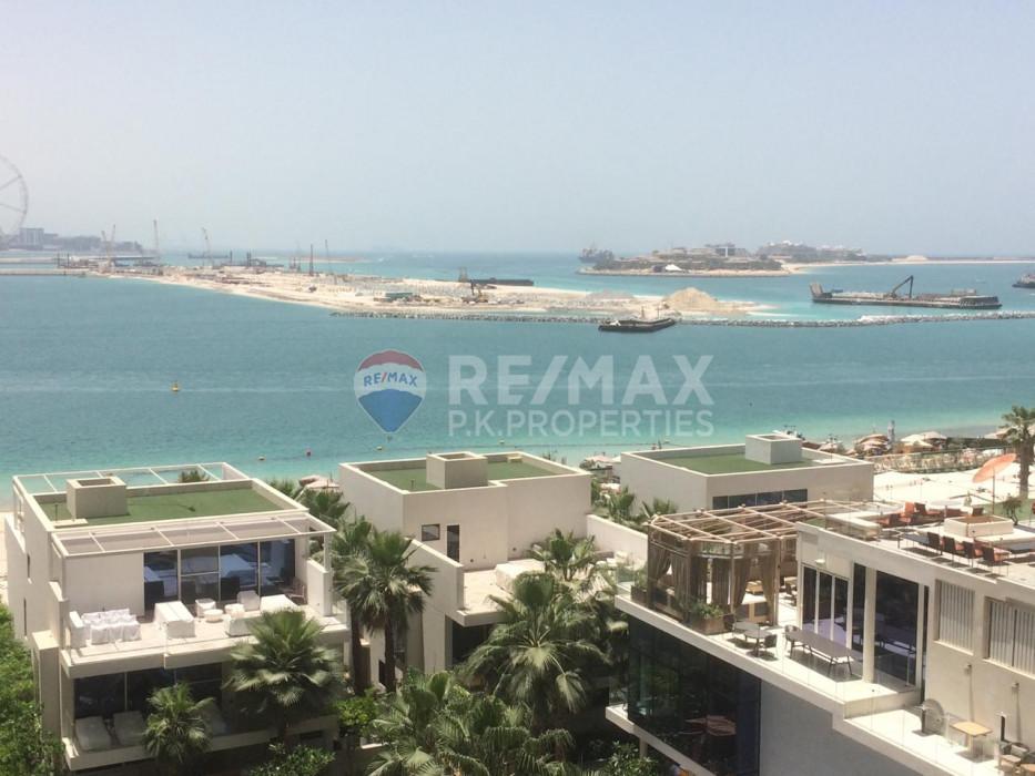 2BR FIVE I Best Layout I Seaview I Furnished I Luxury - FIVE Palm Jumeirah, Palm Jumeirah, Dubai