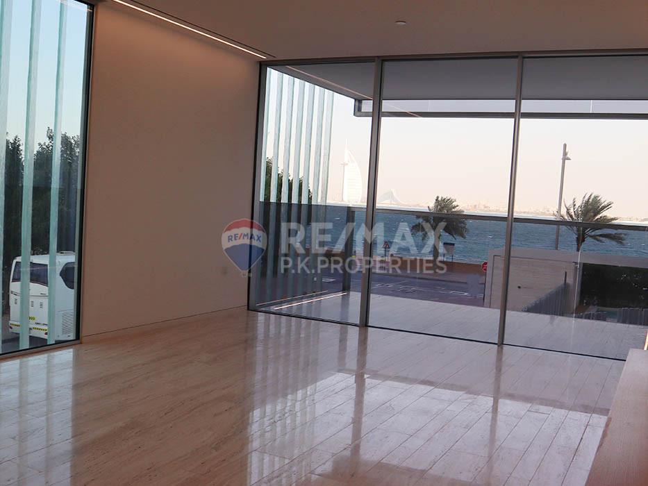 Negotiable I Furnished I 3BR plus Maids I Seaview - Muraba Residence, The Crescent, Palm Jumeirah, Dubai