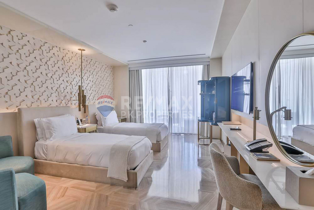 Investment I Hotel Room I Sea Viewl I High demanded - FIVE Palm Jumeirah, Palm Jumeirah, Dubai