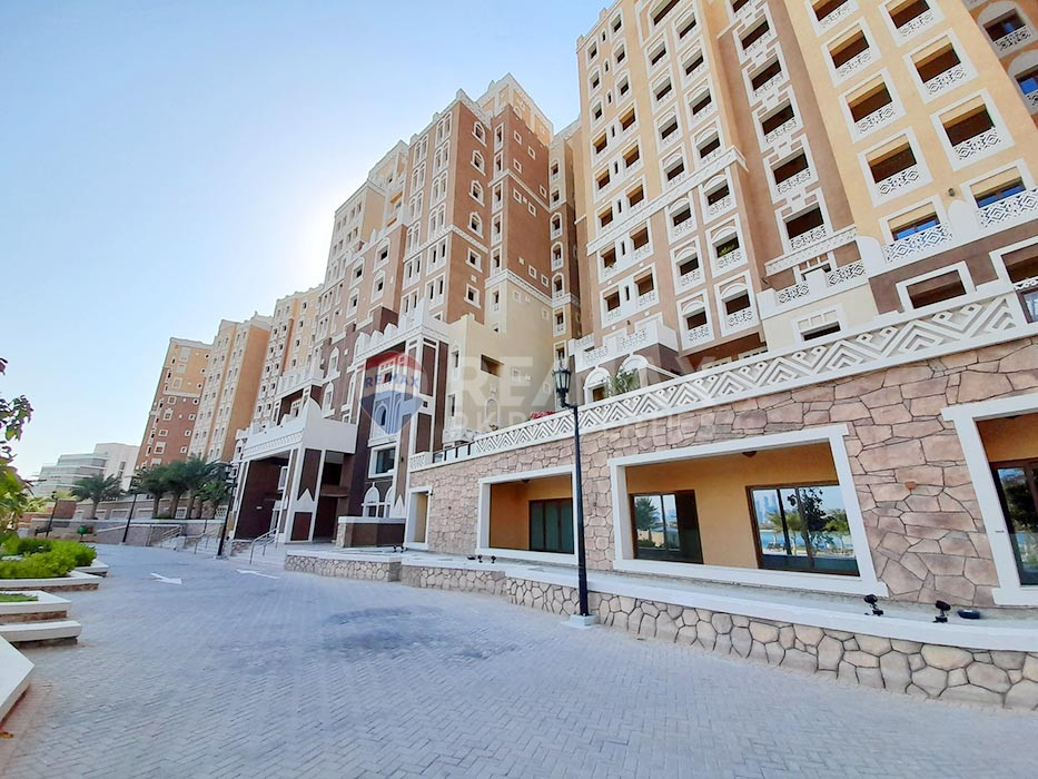 Spacious | Vacant | 4 Bed + Maids | Full Sea View - Balqis Residences, Kingdom of Sheba, Palm Jumeirah, Dubai