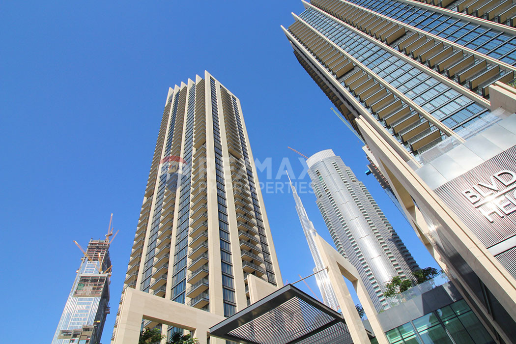 Brand New | Mid Floor | Ready to move in - BLVD Heights Tower 1,, BLVD Heights, Downtown Dubai, Dubai