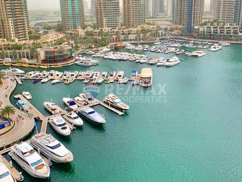 Fully Upgraded and Luxuriously Furnished - Cayan Tower, Dubai Marina, Dubai