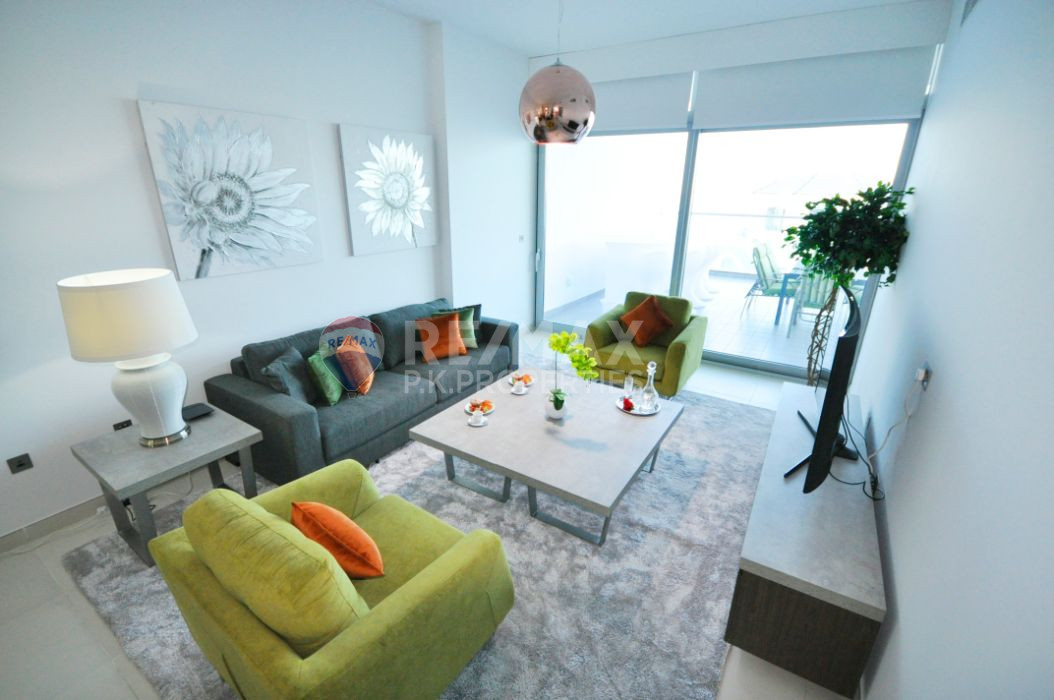 Stunning Apartment 2 bed+maid room | Full Sea view - Azure Residences, Palm Jumeirah, Dubai